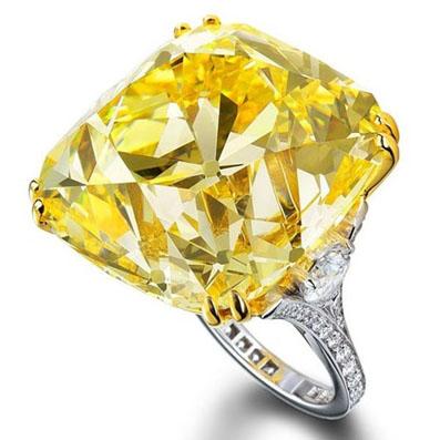 黄钻石,钻石,钻戒