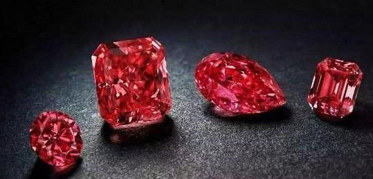 红钻石,如火一般的热情