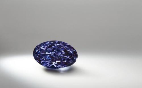 蓝钻石,最深沉的海洋之心