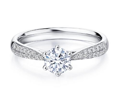 钻石戒指佩戴有什么讲究