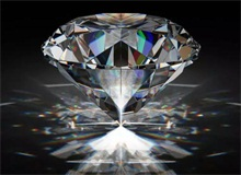 天然钻石与合成钻石的鉴别