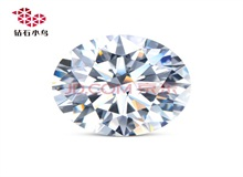 5克拉钻石多少钱? 5克拉钻石价格图片