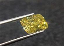 黄钻净度分级标准   黄金净度级别与内部特征介绍