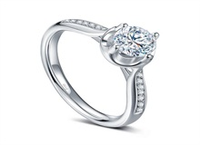 钻石鉴别真假最简单的方法介绍  钻石鉴别真假常见方法