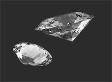 钻石小鸟钻石回收 钻石和黄金哪个更保值一些