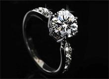 求婚戒指一般多少钱  求婚买多少钱的钻戒