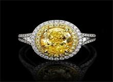 一克拉黄钻的价格 黄色钻戒的价格是多少