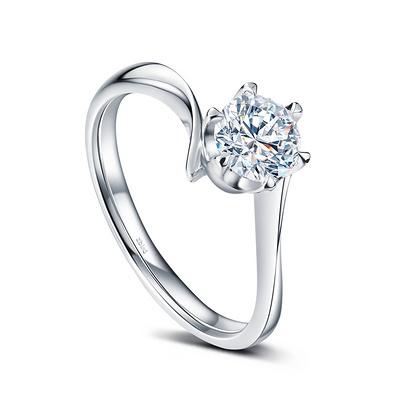 钻石小鸟5克拉圆形裸钻款式 钻石小鸟裸钻定制